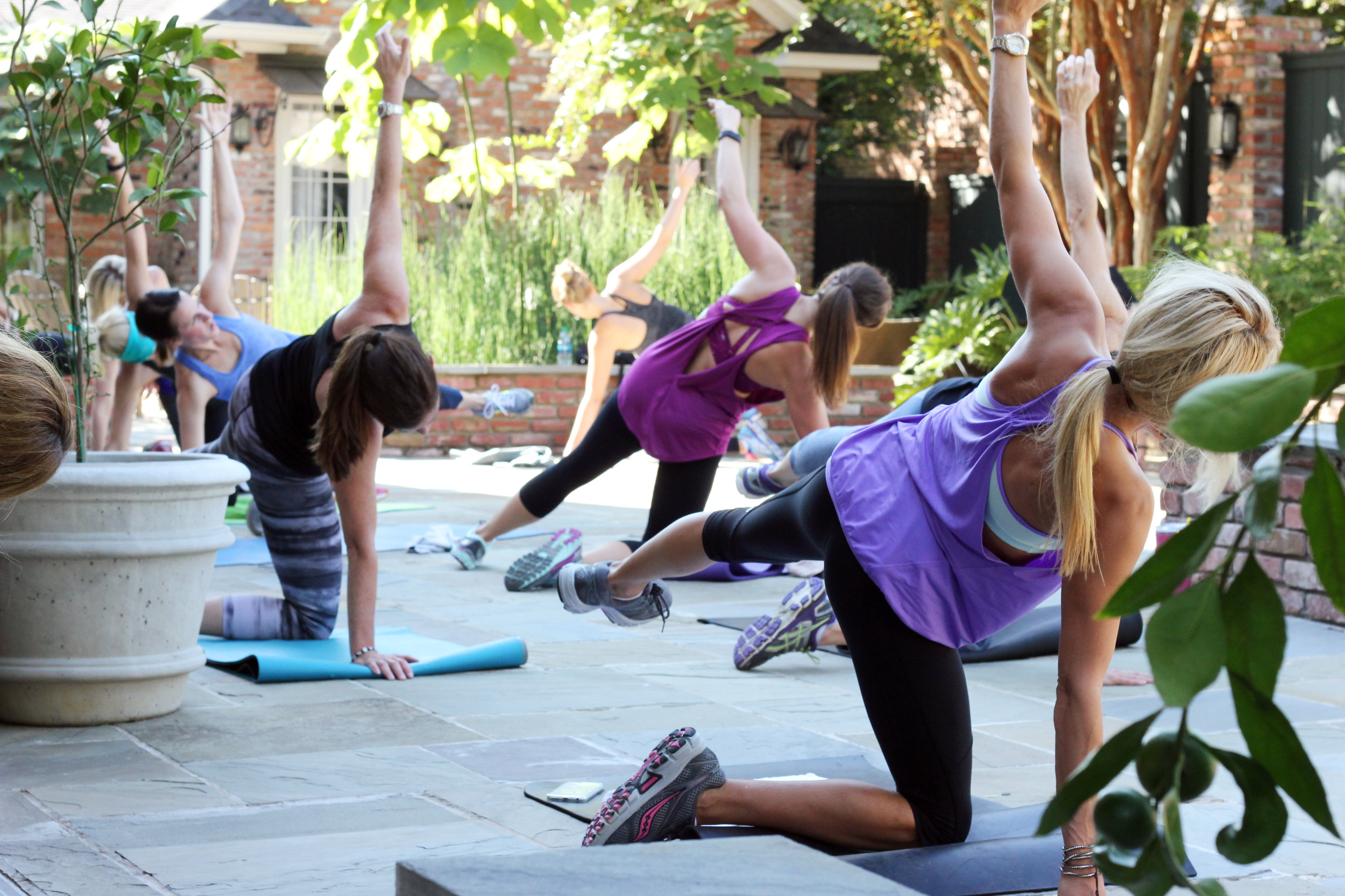 Join in as TreadBR and lululemon Acadian Village pack it up and head to Explore Yoga & Wellness in Shreveport for a dynamic morning workout and a VIP lululemon shopping experience. We'll have good company, fresh locally roasted coffee, and light bites. Click below to purchase a ticket.