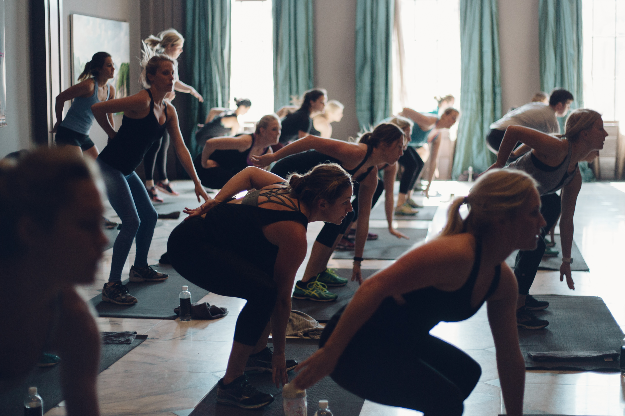 Join us January 7  , as we leave the studio to convert downtown Baton Rouge into a morning of wellness. We will start with a workout led by our founder Nicole Williamson followed by a Magpie Cafe curated brunch!