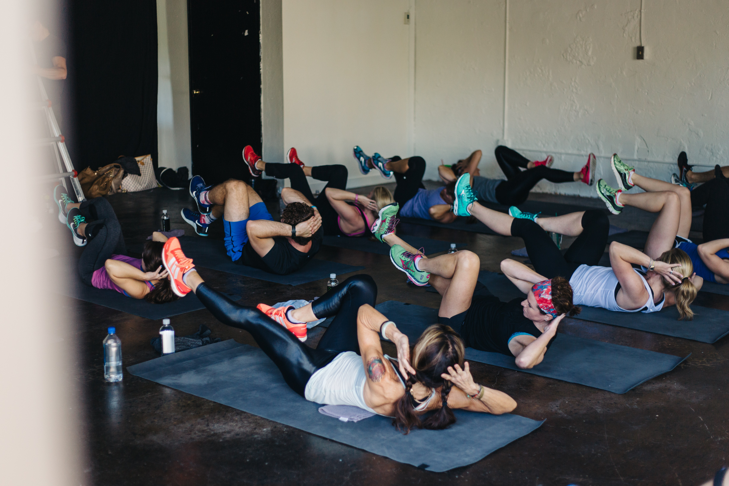 Summer is here and we want you to look and feel strong and confident all season long!  Take 20 classes July 5th-August 5th & receive 20% off your next package!