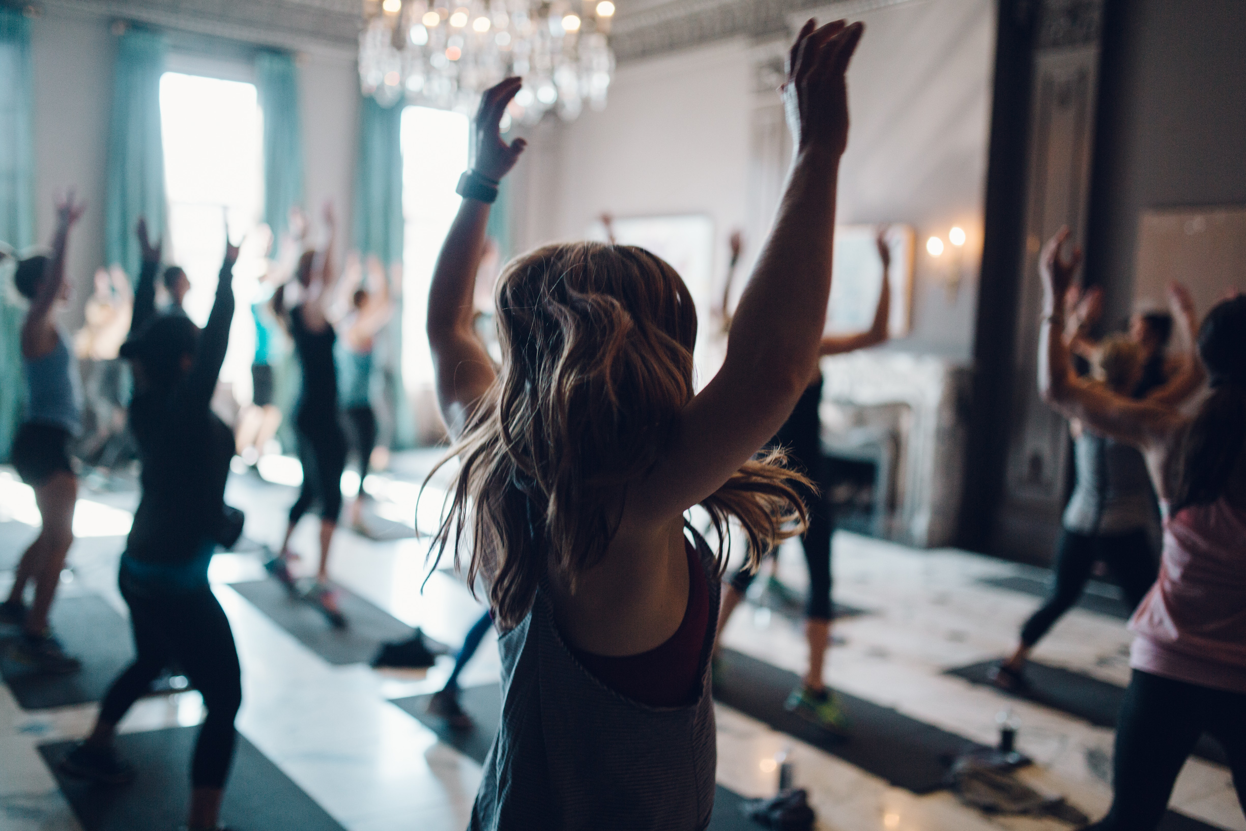 Join us January 27, as we leave the studio to convert downtown Baton Rouge into a morning of wellness. We will start with a workout led by our founder Nicole Williamson followed by a Magpie Cafe curated brunch!  Purchase your ticket  here !