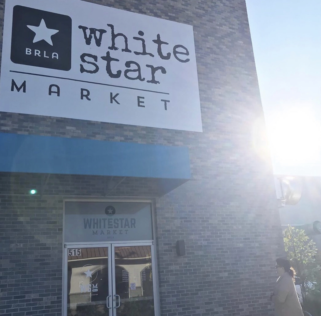 FREE Pop Up Workout!! Join us at White Star Market this Saturday at 10AM for a blended cardio & flow, body weight workout led by TreadBR Owner, Kristen Gore.   Please bring a mat, water bottle, and tennis shoes!