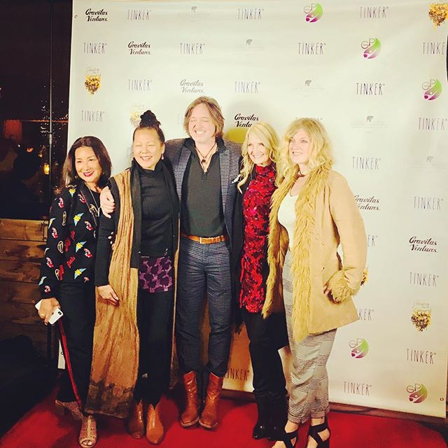 Tinker, 2018 LA film premier! Such a beautiful work. A big thank you to my dear friends Lynn and Sonny for introducing and bringing me into the fold of this wonderful community of conscious creatives. You can now view Tinker on any major streaming platform. Check it out! :)