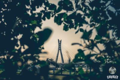 Lekki-Ikoyi Link Bridge in Lagos, Nigeria
