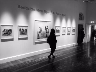 Malick Sidibe's collection at 1:54 London 2016