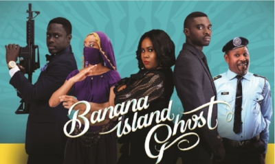 Nollywood hit, Banana Island Ghost
