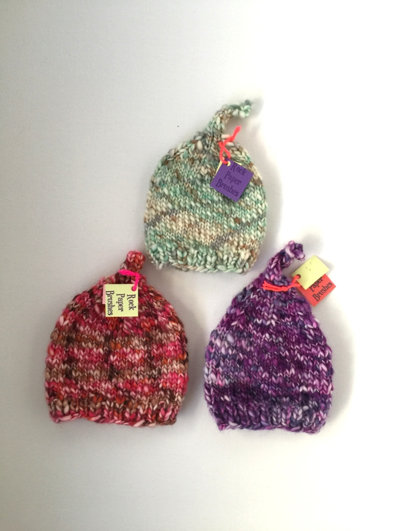 Stem Baby Hat