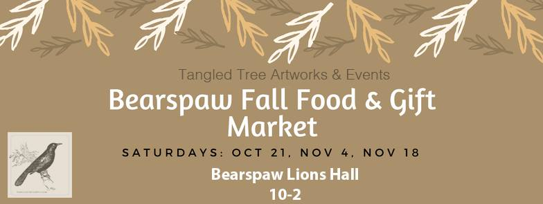 Hosted by  Tangled Tree Art works & Events