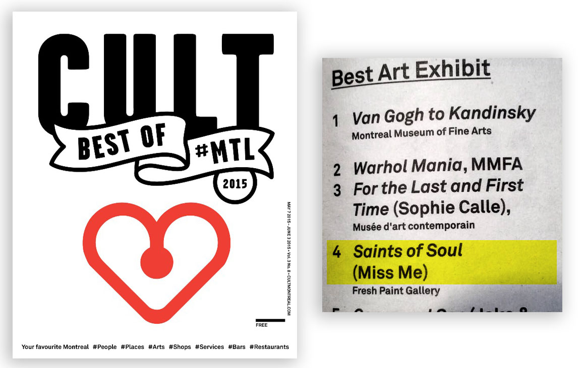 Cult Magazine - Best of MTL