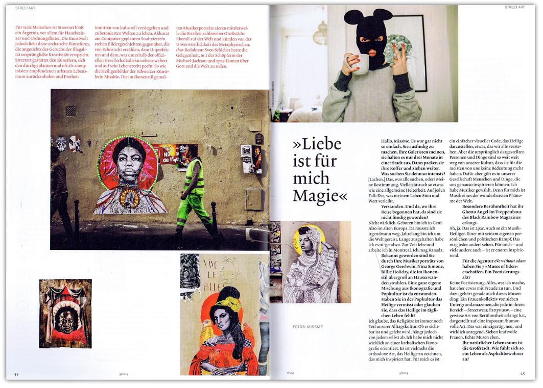 Theo Magazine