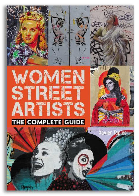 Women Street Artists - Book