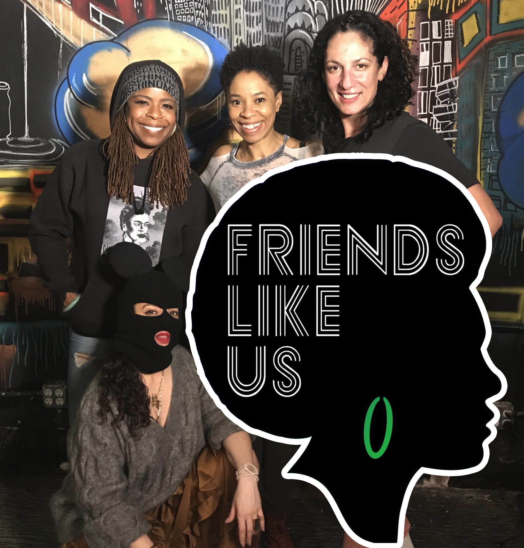 FriendsLikeUs- Humble Vandals and Pretty Politicians