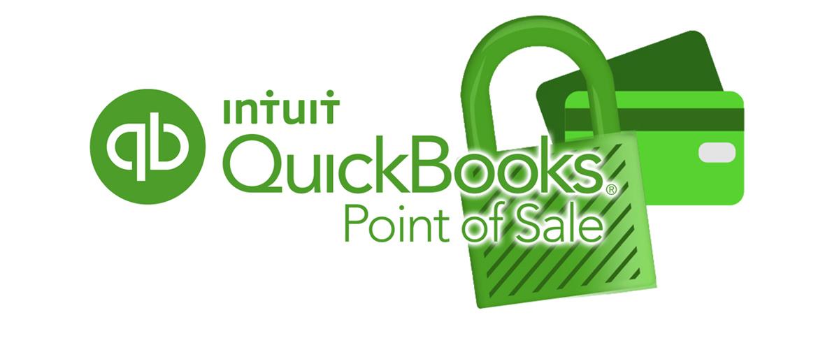 Intuit QuickBooks Point of Sale EMV Compliant