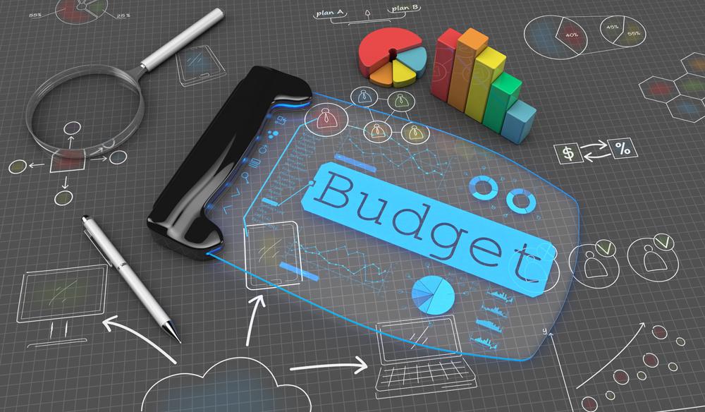 QuickBooks Online Plus Budget feature