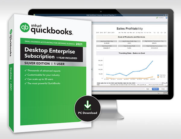 Quickbooks Enterprise Solutions Scg Accounting Solutions