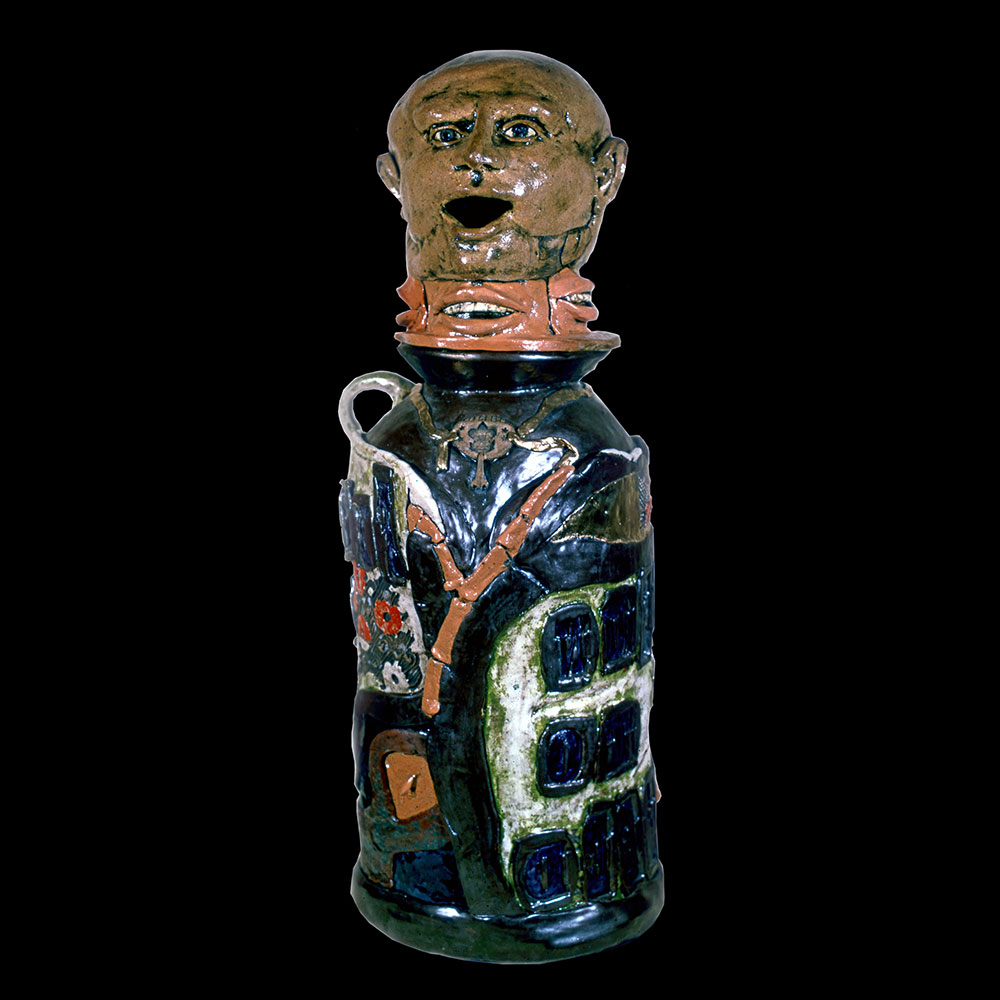 "Crayola Contest Reject Bottle form 43"" 1969"