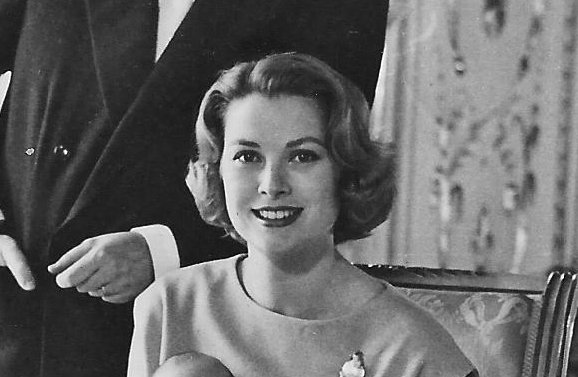 Princess Grace of Monaco, whom I met in 1959 in planning the Hannibal   expedition.