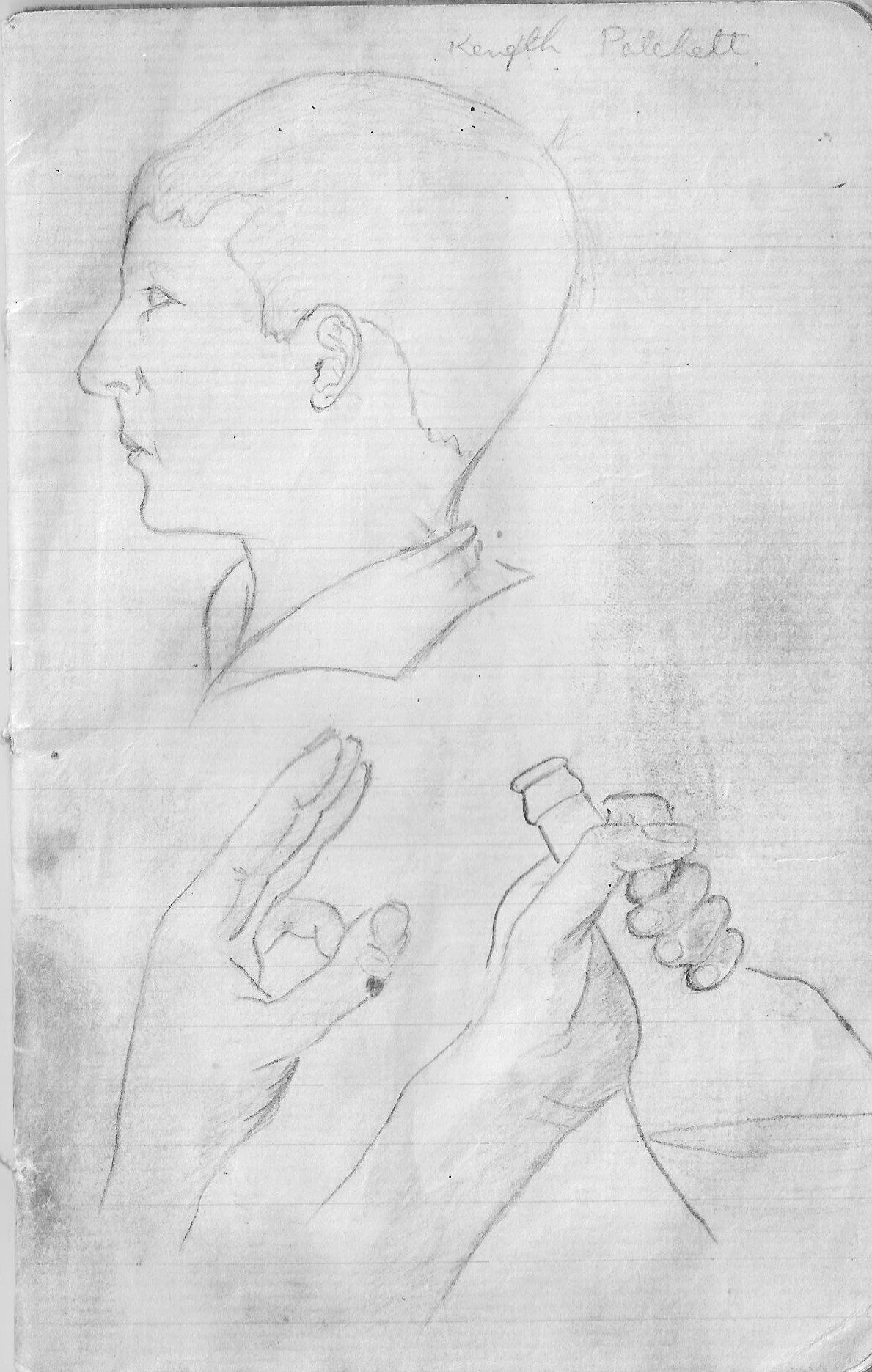 Sketches in Wehsien Camp