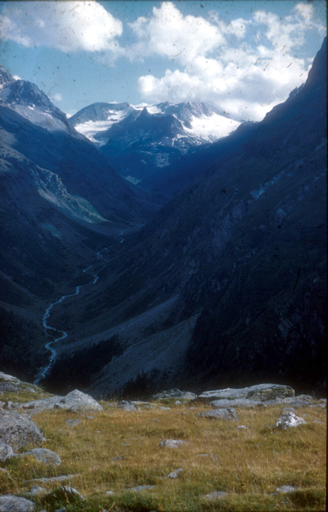The French Alps, near Hannibal's pass.