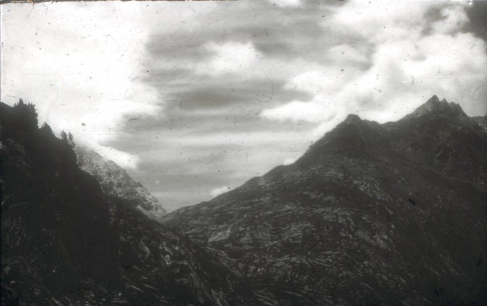 The Col de Clapier, which we believe is Hannibal's pass.