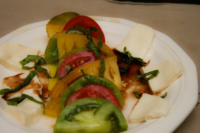 Tomato salad                         Tim Sackton/Flickr