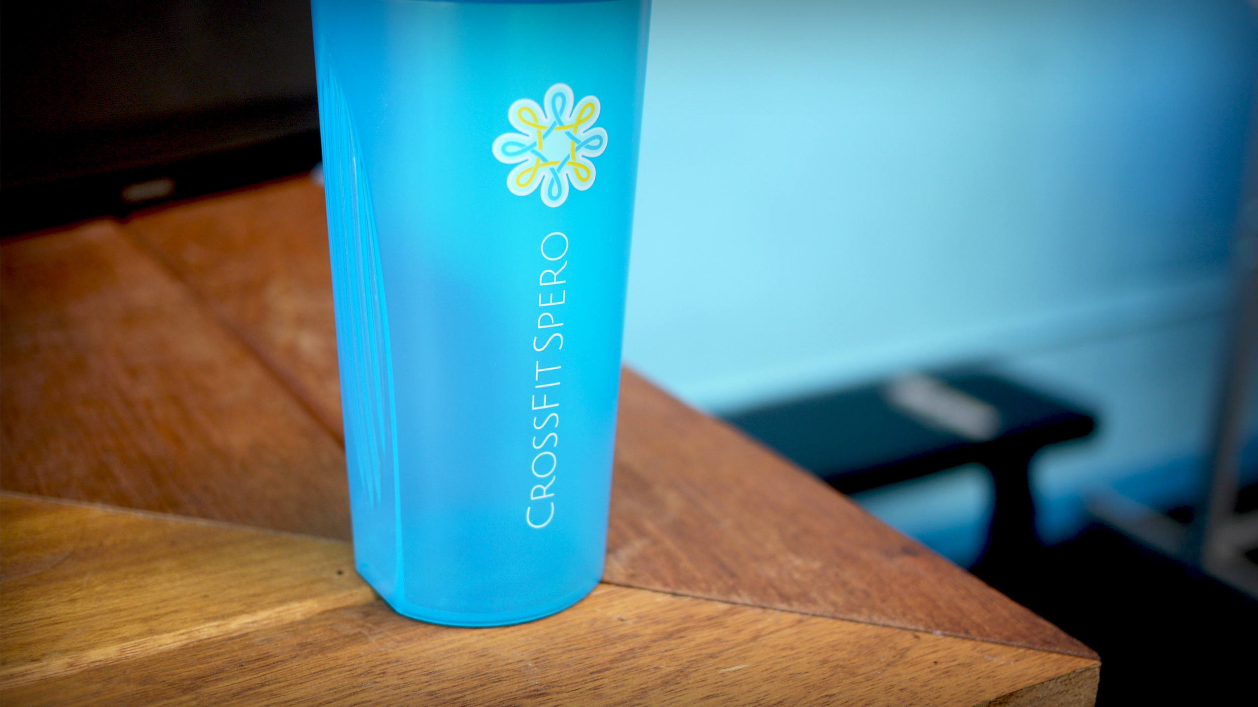 Crossfit Spero water bottle