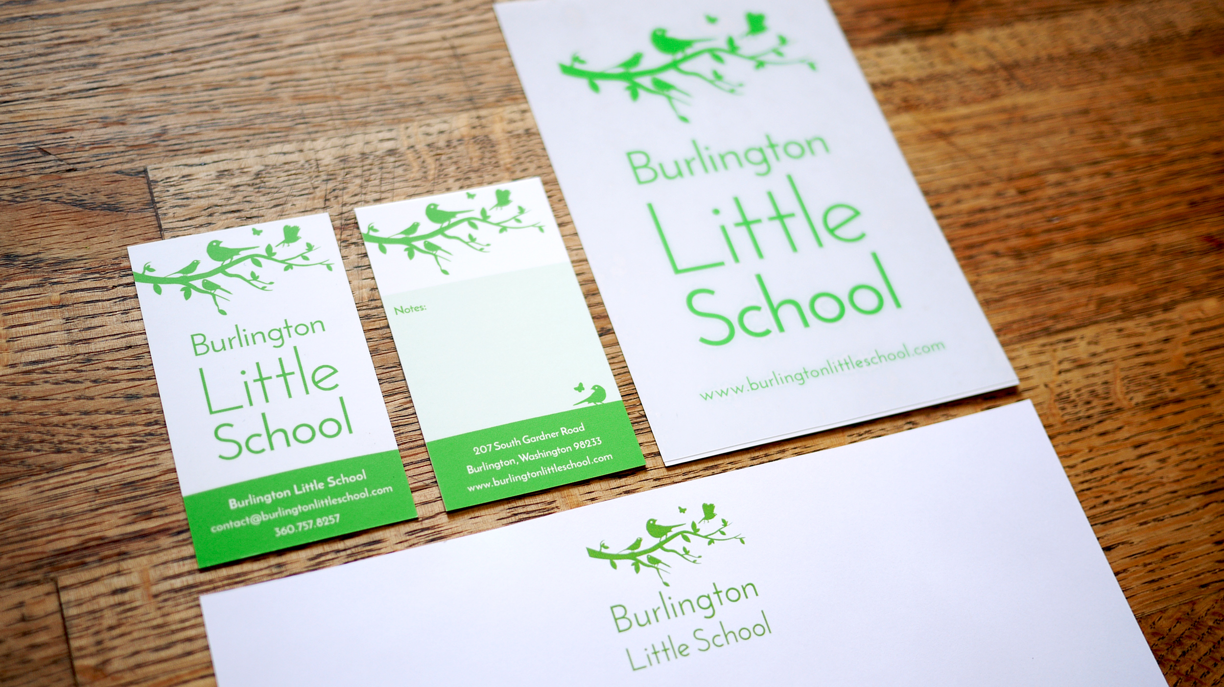 Burlington Little School collateral