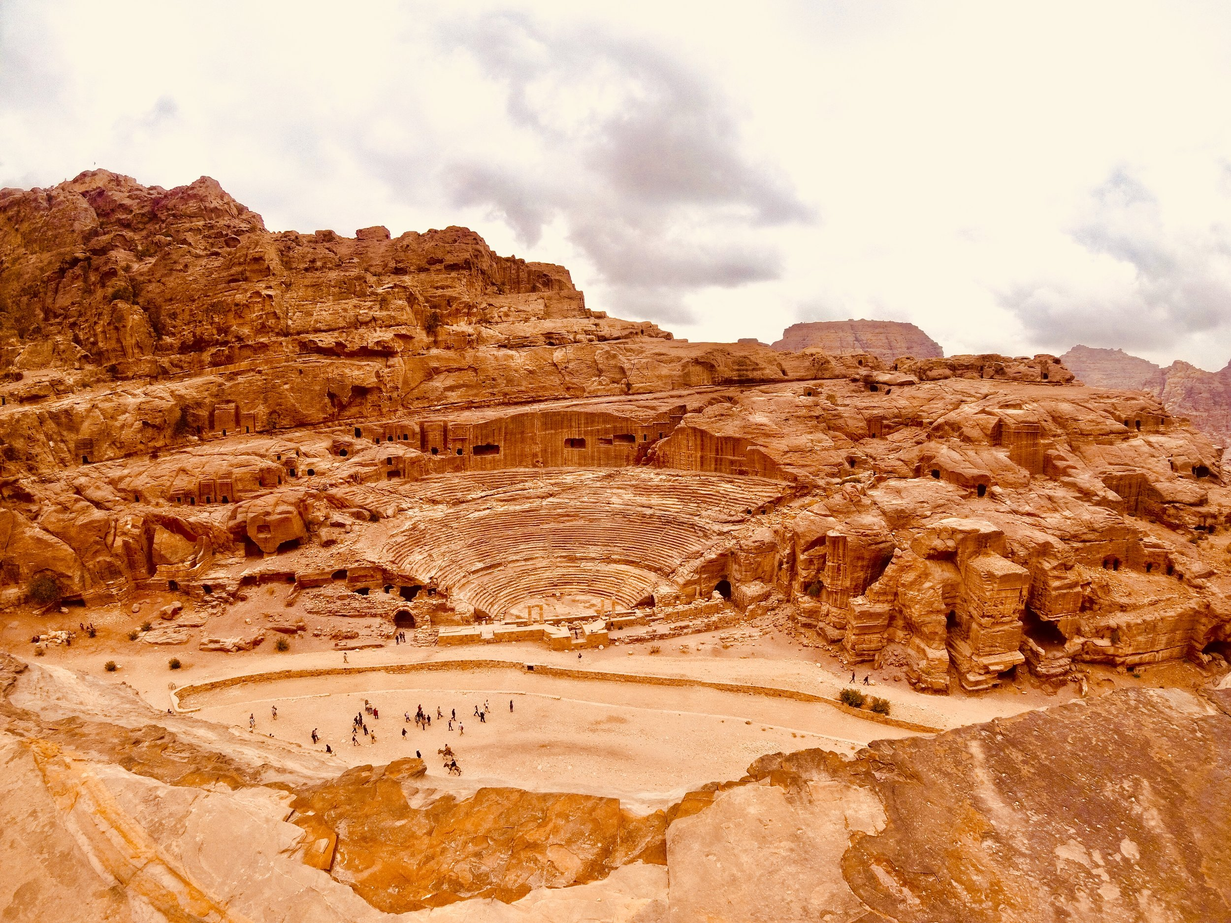 Petra & Beyond - experience the treasures of jordan with a small group of like-minded travelersOctober 6-15, 201910 days, 9 nights