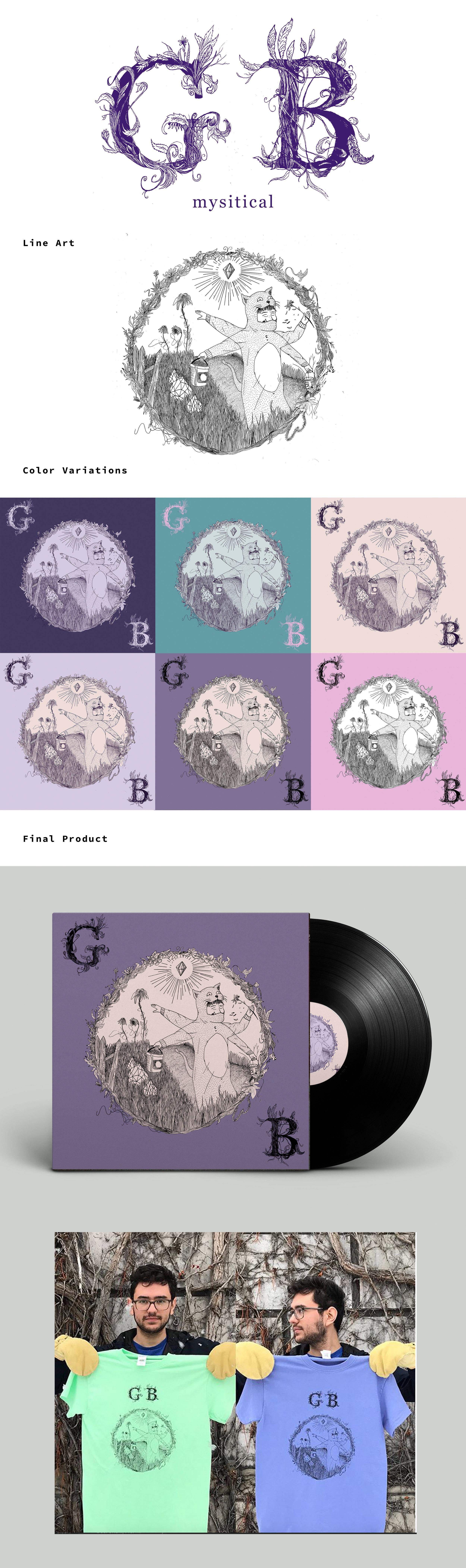 GBMystical - Mysti EP