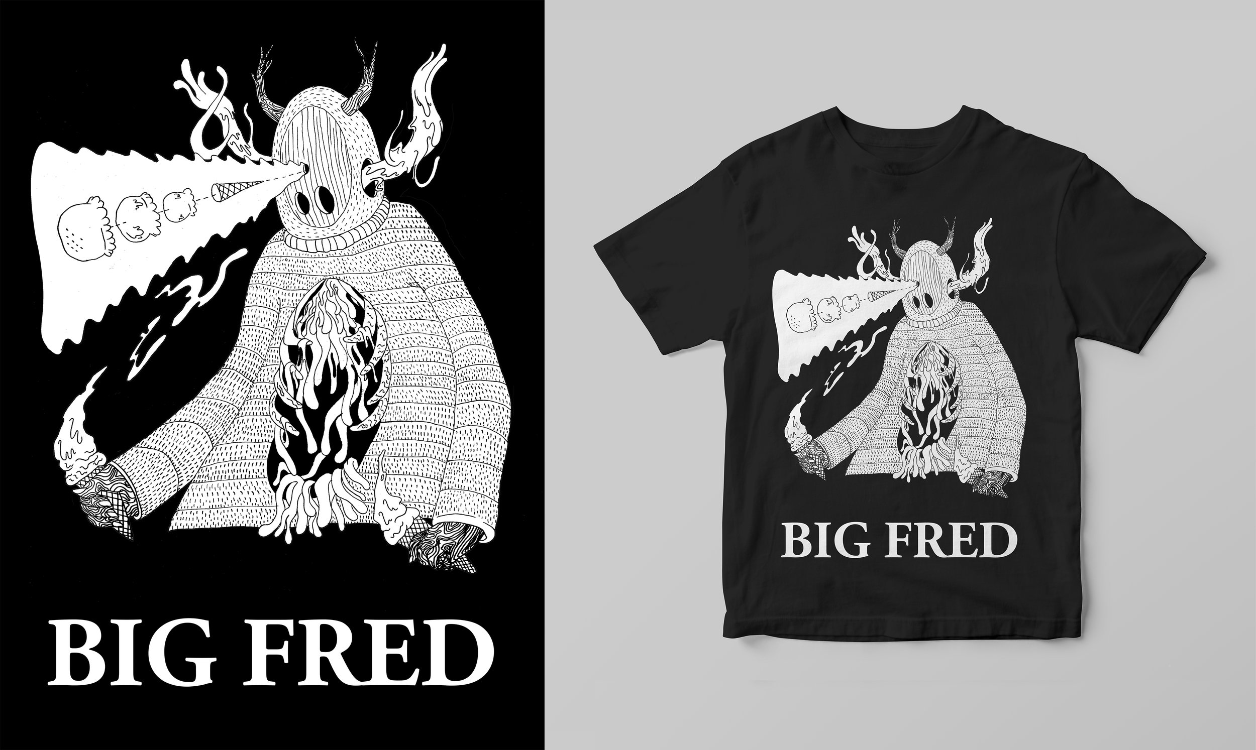 Big Fred T Shirt