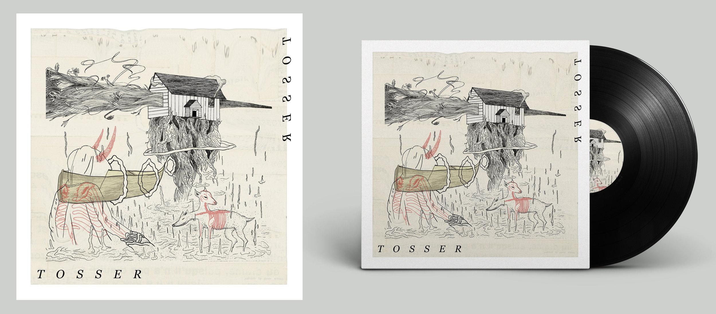 Tosser - EP
