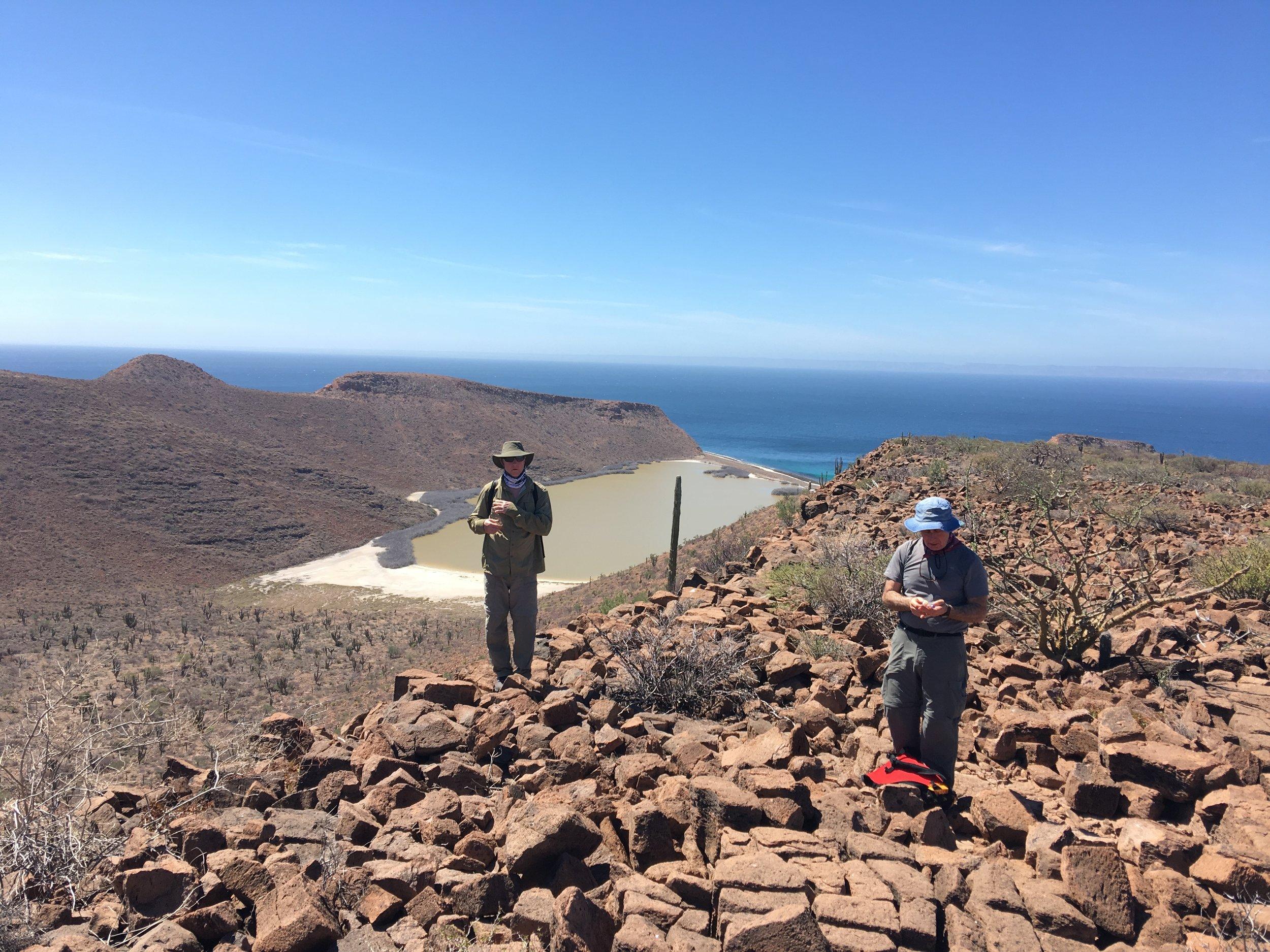 Baja has fascinating geology
