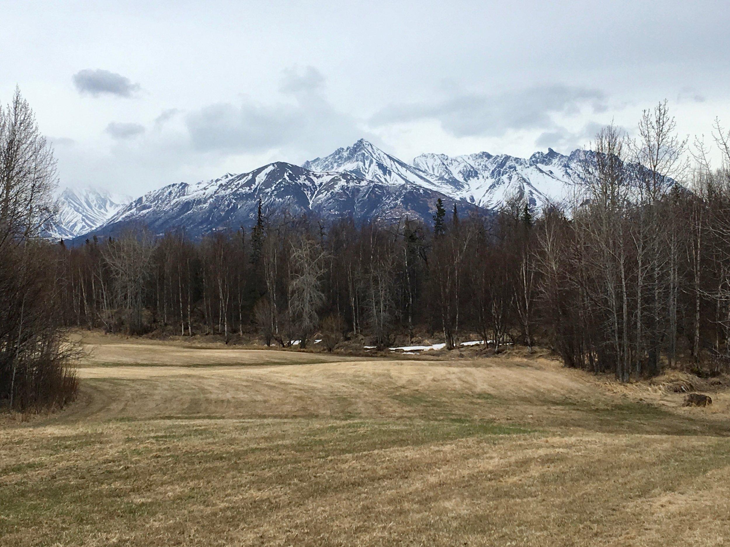 Alaska can take your breathe away!