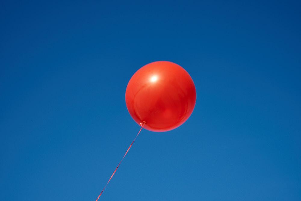 Red Balloon - Conceptual