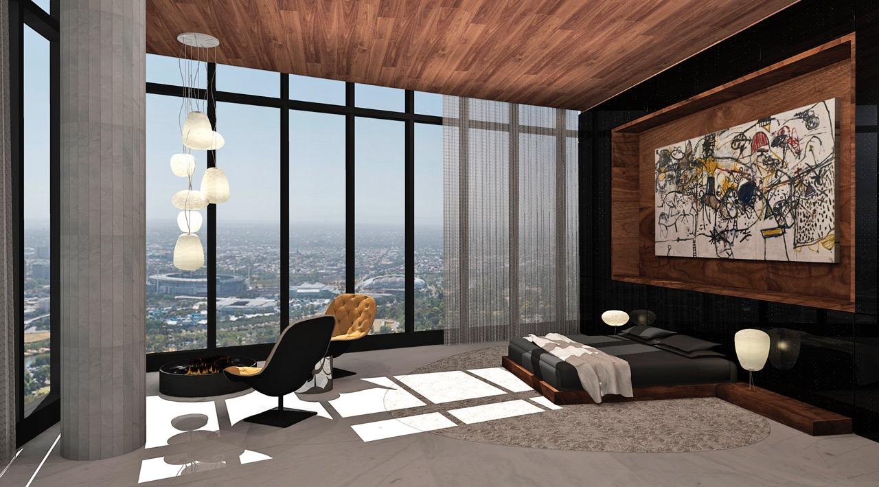 Prima Pearl Apartment