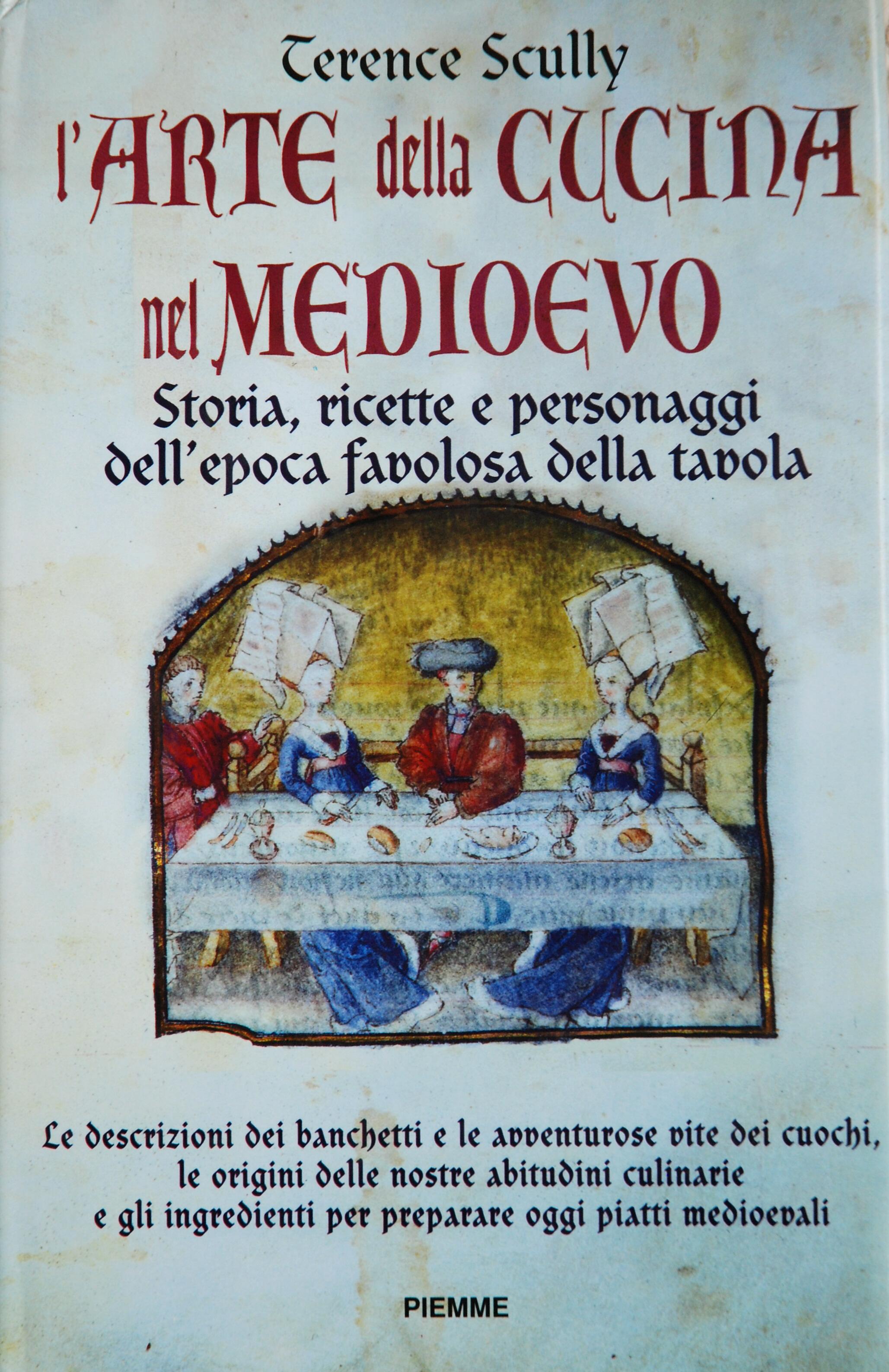 La Storia Della Cucina terence scully