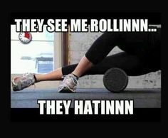 Foam rolling helps release muscle tightness and tension for increased mobility, ROM, and faster recovery.