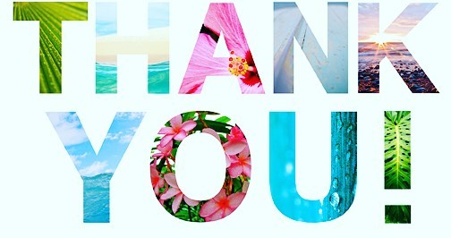 Thank you to our loyal clients. We sincerely appreciate your business.