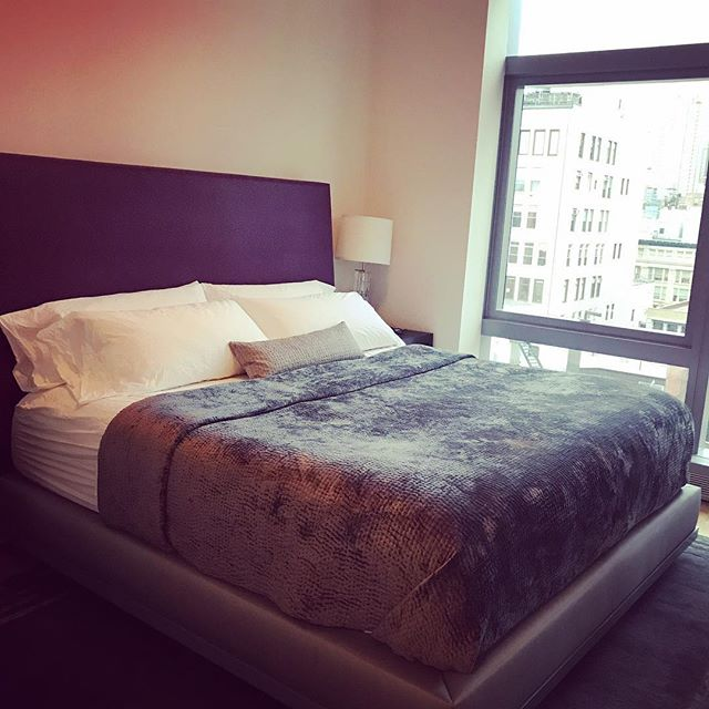 Another lovely bed-making by one of our First Tier Cleaning Experts. #nyc #nyclife #manhattan #nycrealestateagents #nycrealestate #homecleaning #apartmentcleaning #apartment #nycapartments #entrepreneur #entrepreneurship #gay #supportsmallbusiness #summer #smallbusiness #interiordecor #work #employees #success #fitness