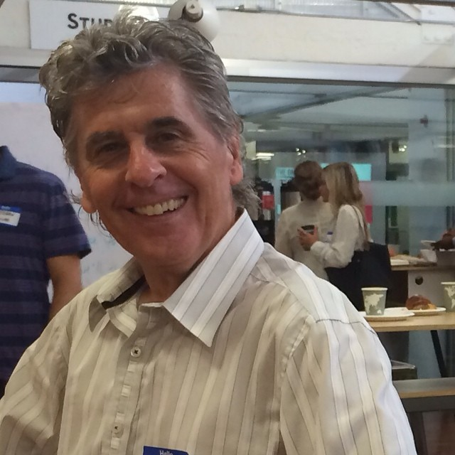 Brainquake's Chief Scientist, #Stanford founder of #MediaX and world renowned mathematician Dr Keith #Devlin #brainquake #gamedev #NPR