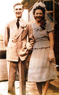rOBERT AND bETTY ROONEY.