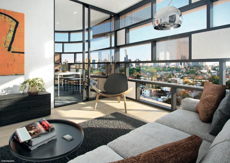 Urban Living - Inner City Apartment