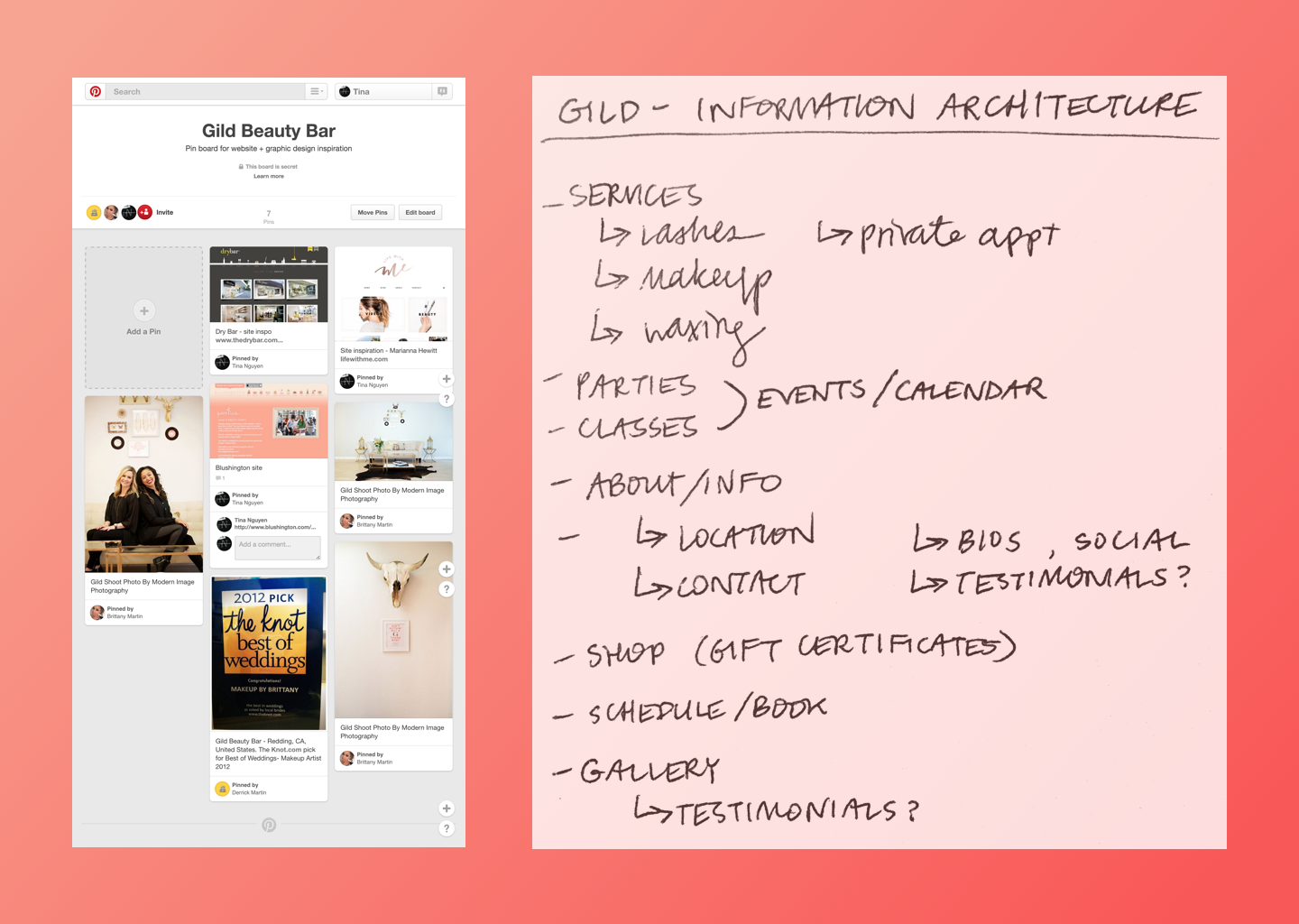 Gild Information Architecture and Research