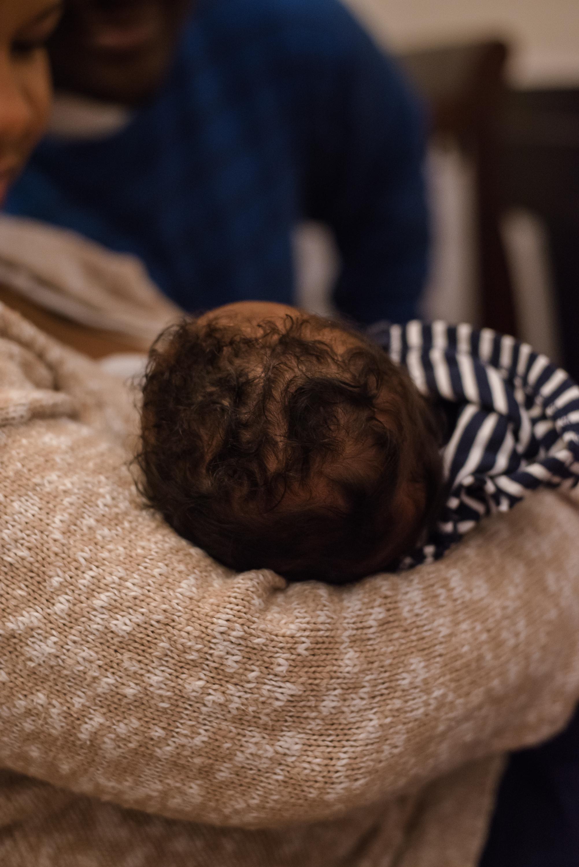 Annapolis, MD Newborn Photographer
