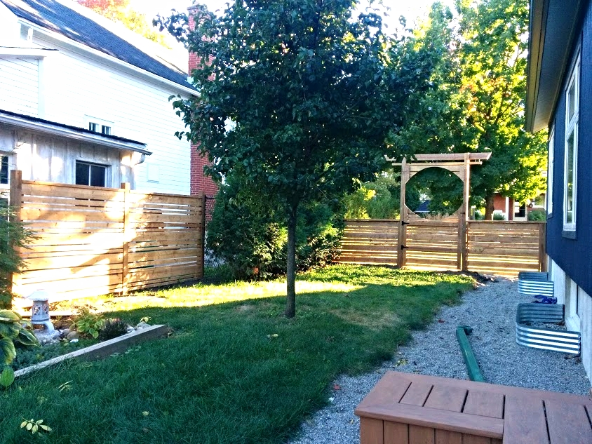 """""""I REALLY APPRECIATE YOUR APPROACH AND ATTITUDE WITH ALL MY REQUESTS. YOU ARE A GEM TO WORK WITH AND THE FENCE AND GATE IS AMAZING!"""" ~ Jen H."""