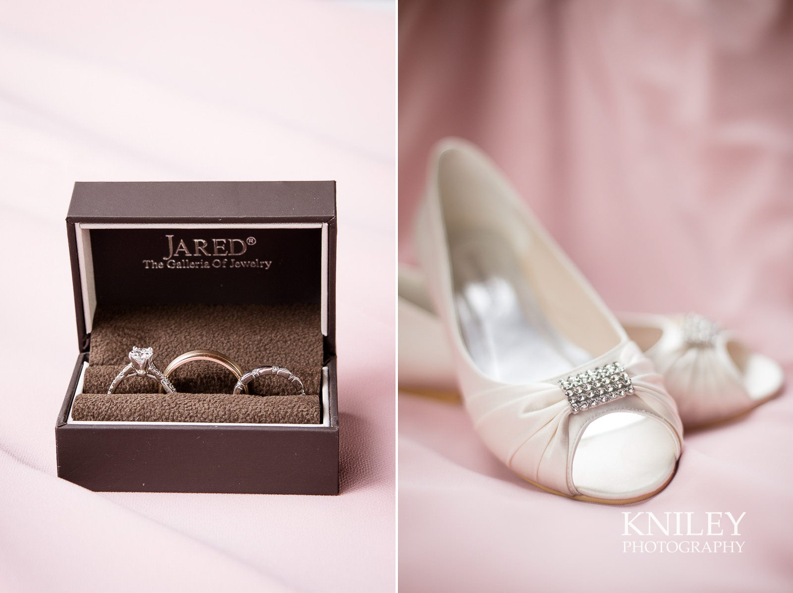 009 Ravenwood Golf Club wedding pictures - Rochester NY - Kniley Photography - Collage 2.jpg