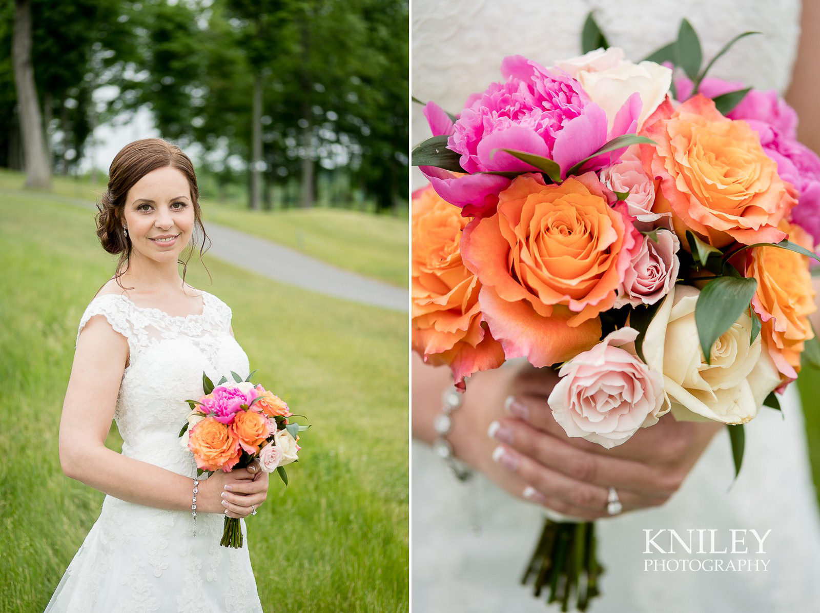 Ravenwood Golf Club wedding pictures - Rochester NY - Kniley Photography - Collage 4.jpg