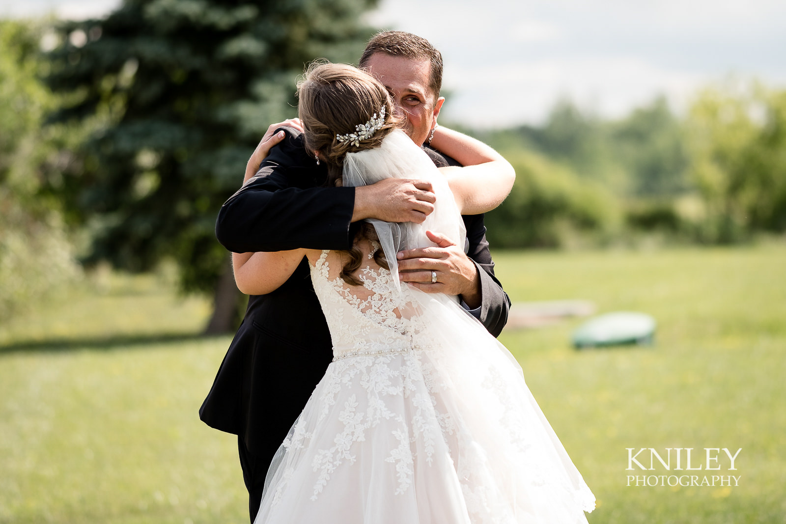 013 - Canandiagua NY wedding pictures - Father and Daughter first look - XT2B1493.jpg