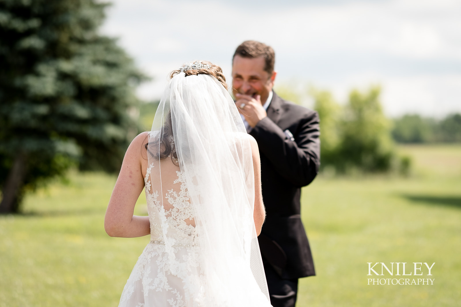 012 - Canandiagua NY wedding pictures - Father and Daughter first look - XT2B1488.jpg