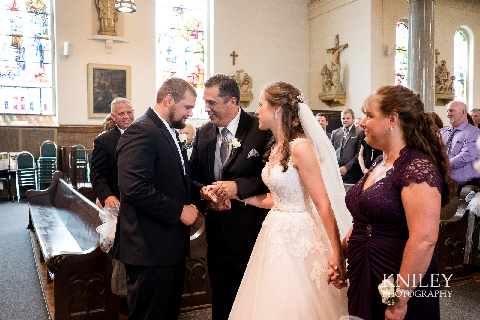025 - Canandiagua NY wedding pictures - St Marys church ceremony - XT2A2025.jpg
