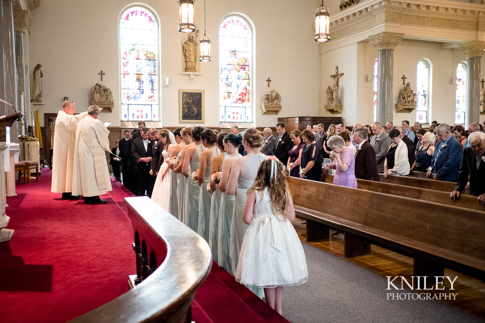 026 - Canandiagua NY wedding pictures - St Marys church ceremony - XT2A2047.jpg